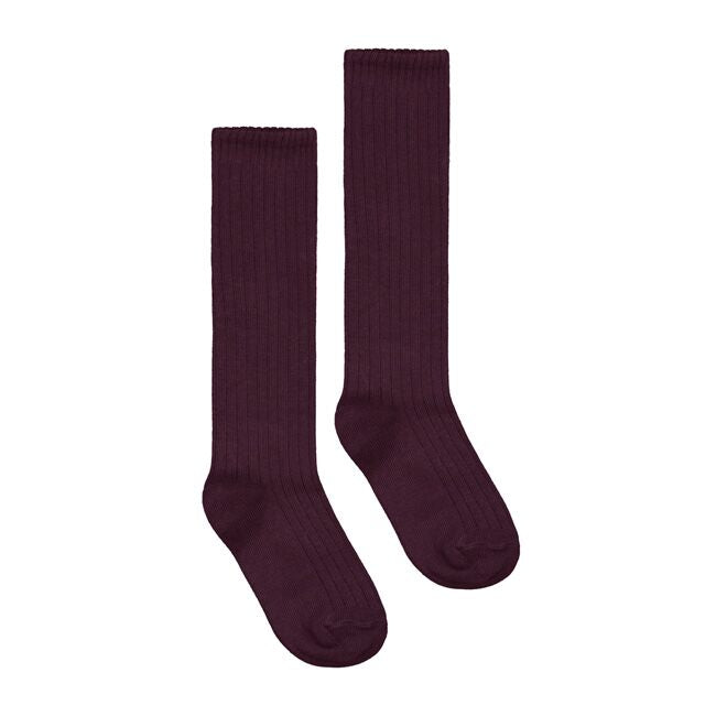 Gray Label Long Ribbed Socks