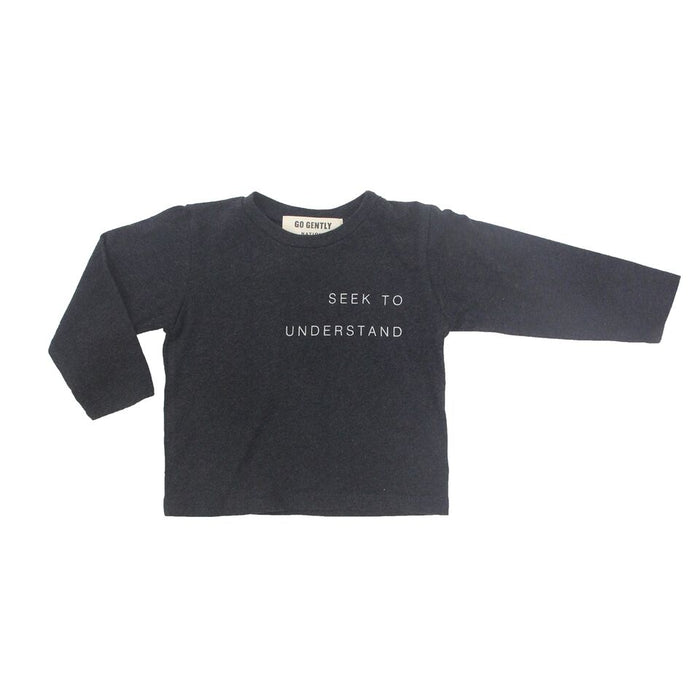 """Seek to Understand"" Tee"