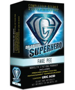 Dr Greens Superhero Synthetic Urine