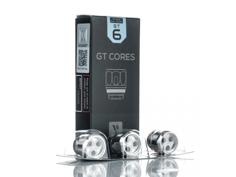 Vaporesso GT6 Replacement Coils | 0.2ohm