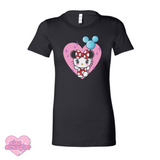 Kitty Goes To The Park - Women's Tee