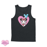 Kitty Goes To The Park - Unisex Tank