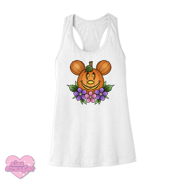 Main Street Pumpkin - Women's Tank