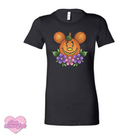 Main Street Pumpkin - Women's Tee
