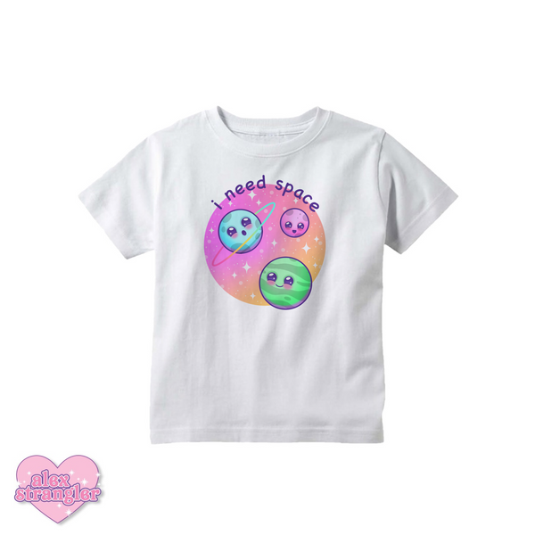 I Need Space - Kids Tee