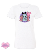 Dumbo Goes To The Park - Women's Tee
