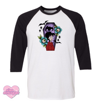 Strange and Unusual - Men's/Unisex Raglan