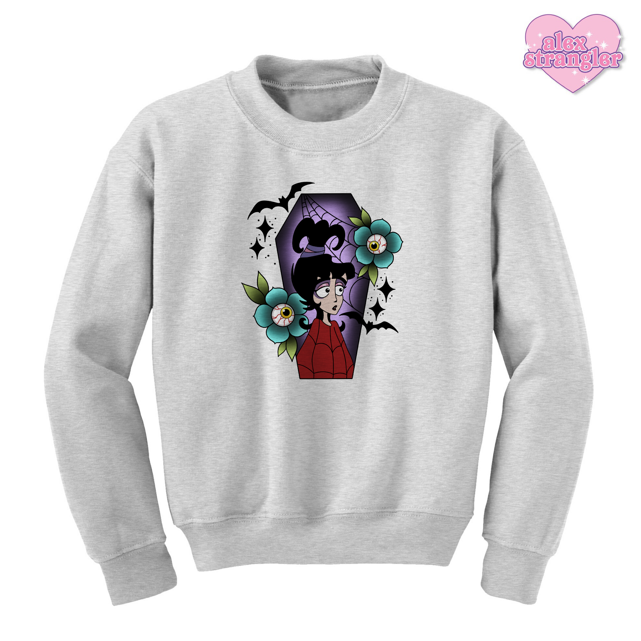 Strange and Unusual - Unisex Crewneck Sweatshirt