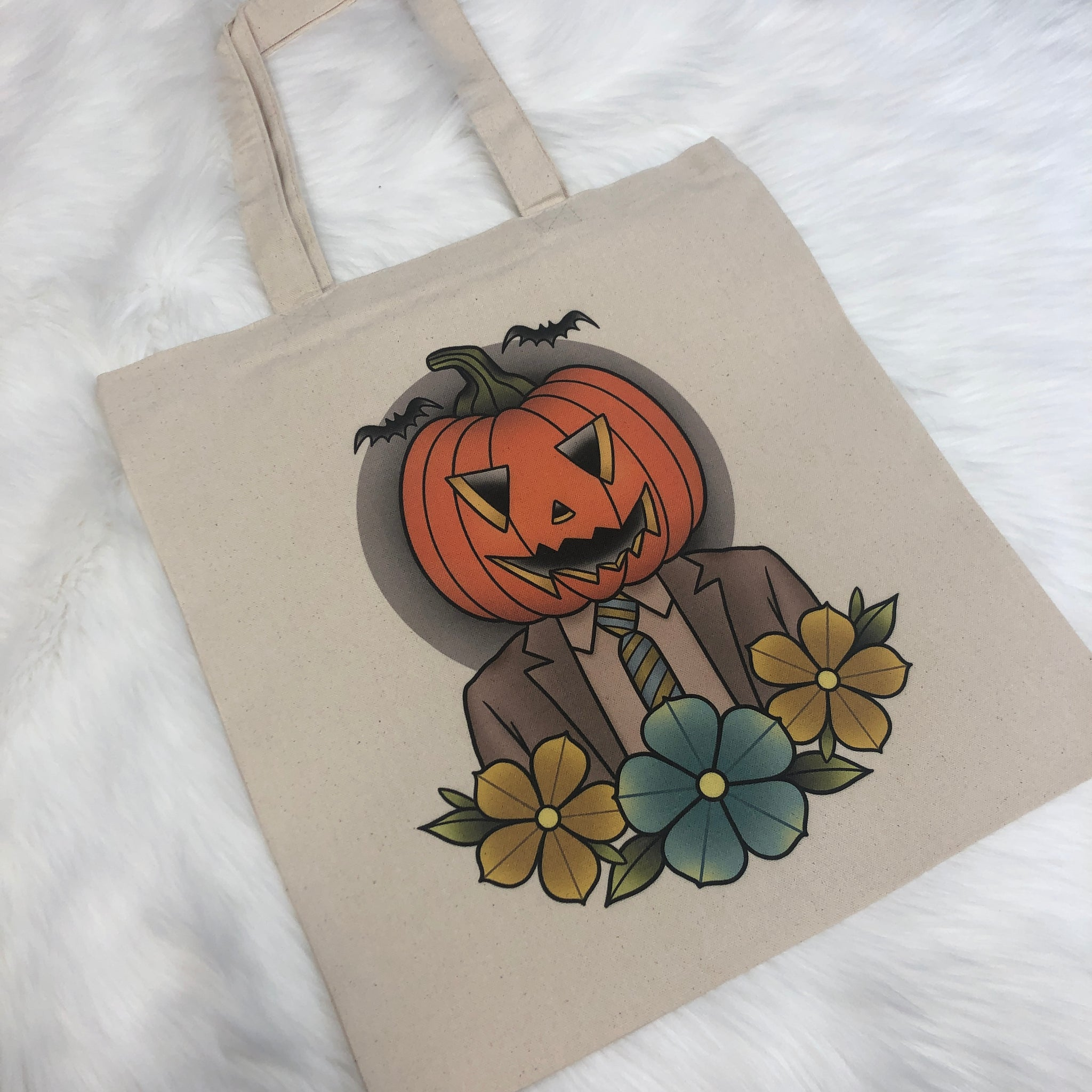 Pumpkin Dwight - Tote Bag
