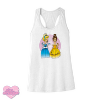 Princess Dudes - Women's Tank
