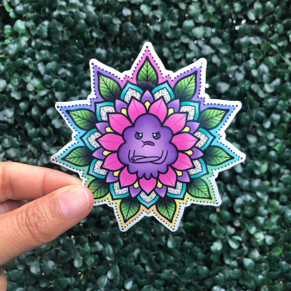 LSP Geo-Flower - Sticker