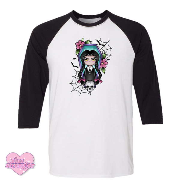 Wednesday - Unisex Raglan