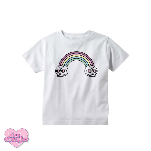 Death Rainbow - Kids Tee