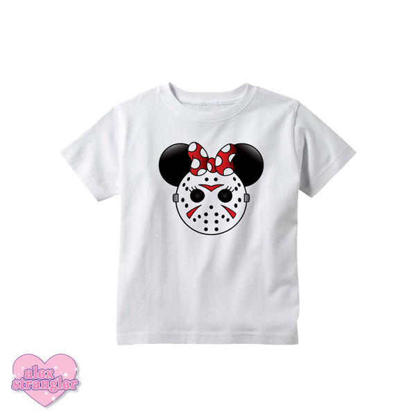 Mrs. Murder Mouse - Kids Tee