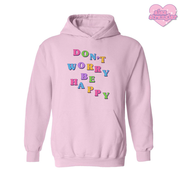 Don't Worry Be Happy - Men's/Unisex Hoodie