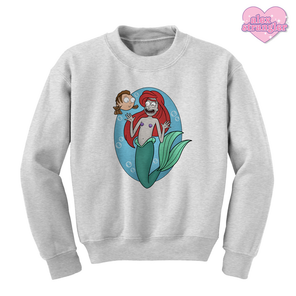 Under The C-137 - Unisex Crewneck Sweatshirt