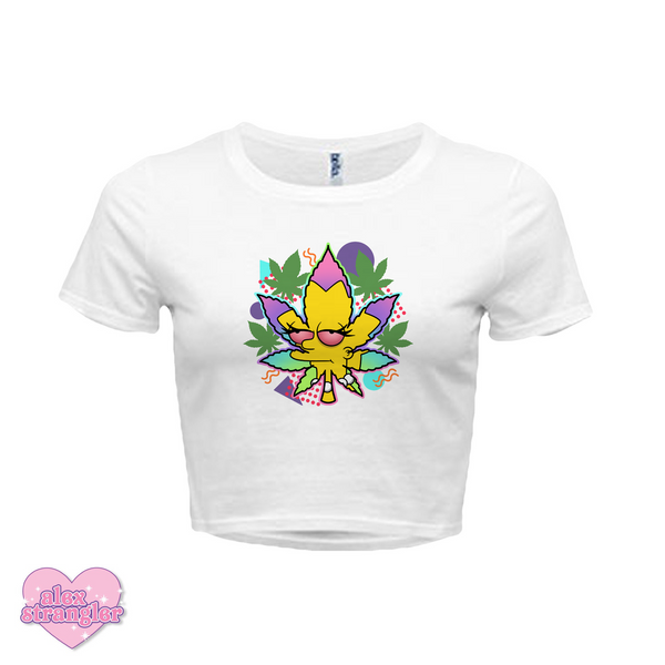 Plant Based - Women's Crop Top