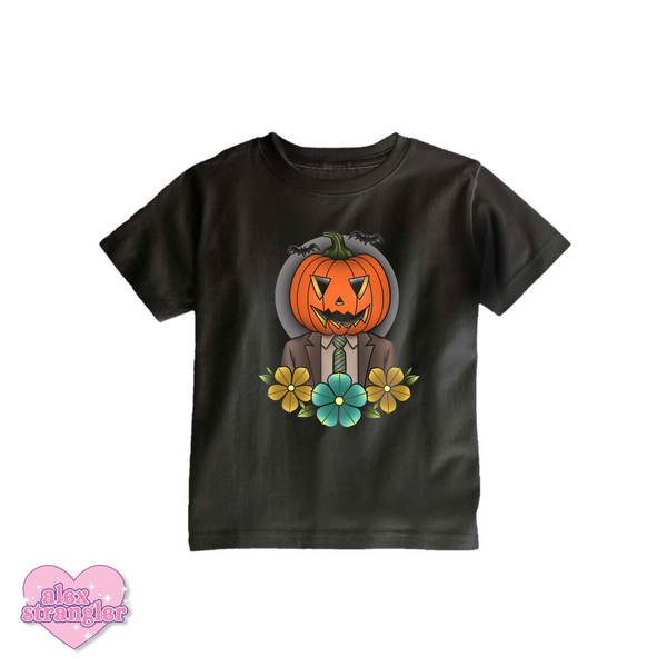 Pumpkin Dwight - Kids Tee