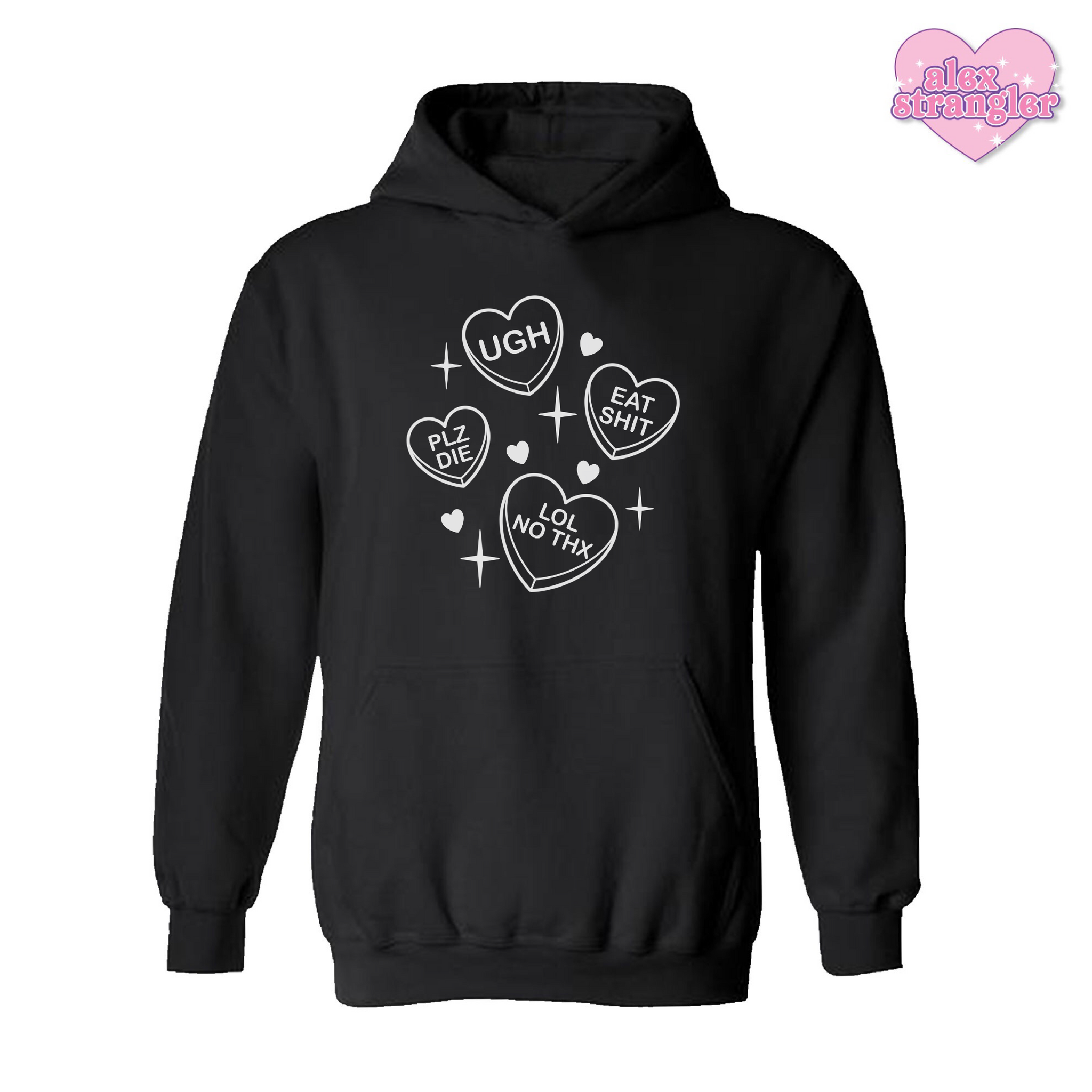 Always Check Your Candy - Men's/Unisex Hoodie