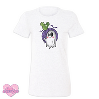 Not So Scary Ghost - Women's Tee