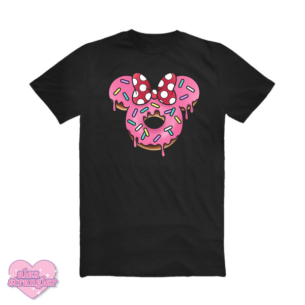 Mrs. Donut Mouse - Men's/Unisex Tee
