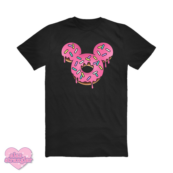 Mr. Donut Mouse - Men's/Unisex Tee