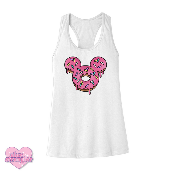 Mr. Donut Mouse - Women's Tank