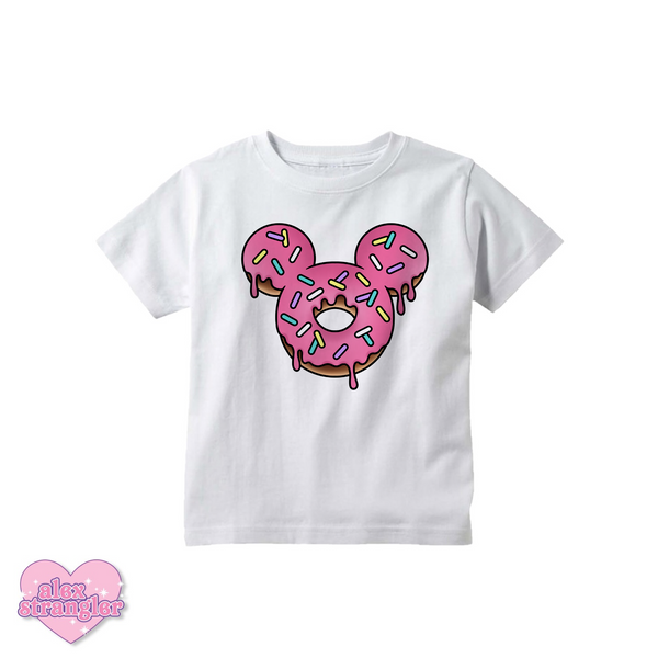 Mr. Donut Mouse - Kids Tee