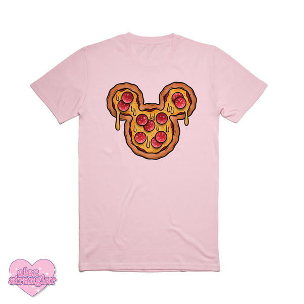 Mr. Pizza Mouse - Men's/Unisex Tee