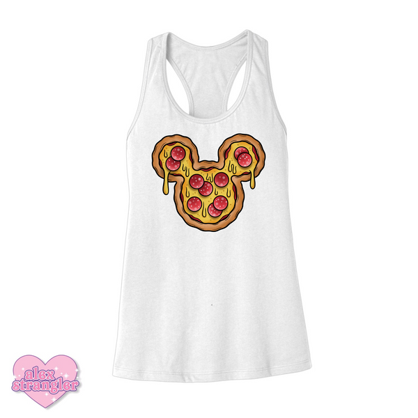 Mr. Pizza Mouse - Women's Tank