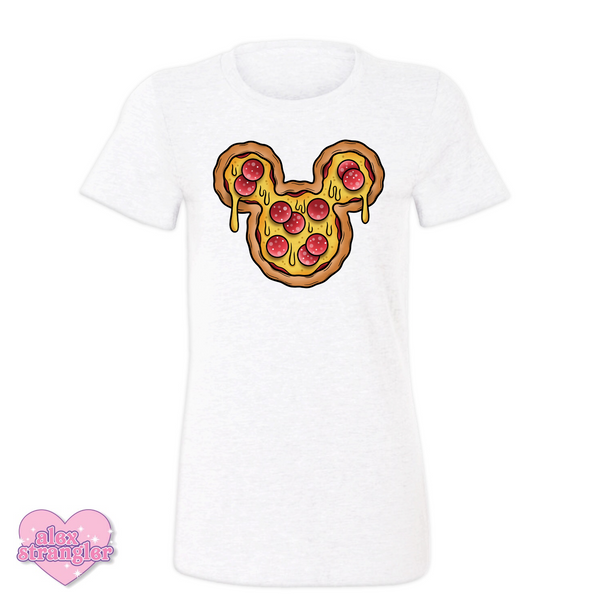 Mr. Pizza Mouse - Women's Tee