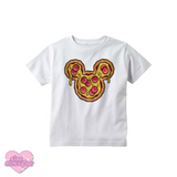 Mr. Pizza Mouse - Kids Tee