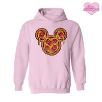 Mr. Pizza Mouse - Men's/Unisex Hoodie