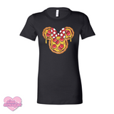 Mrs. Pizza Mouse - Women's Tee
