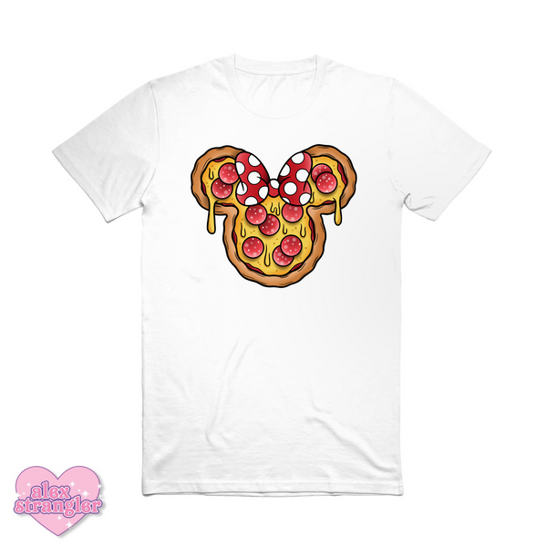 Mrs. Pizza Mouse - Unisex Tee