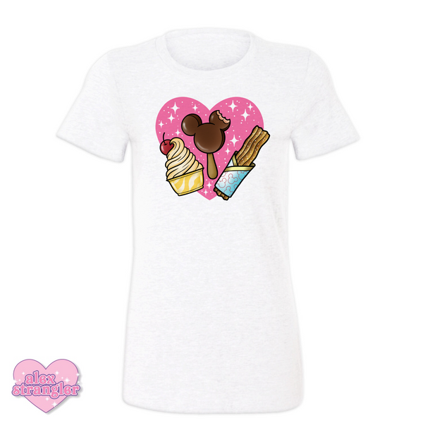 Park Treats - Women's Tee