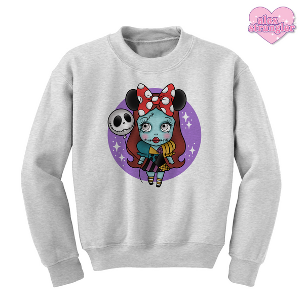 Nightmare Sally - Unisex Crewneck Sweatshirt