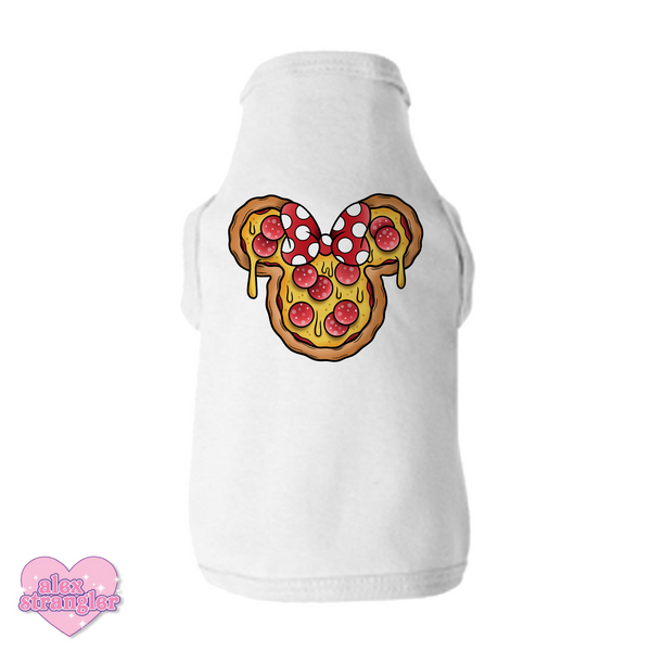 Mrs. Pizza Mouse - Pet Clothing