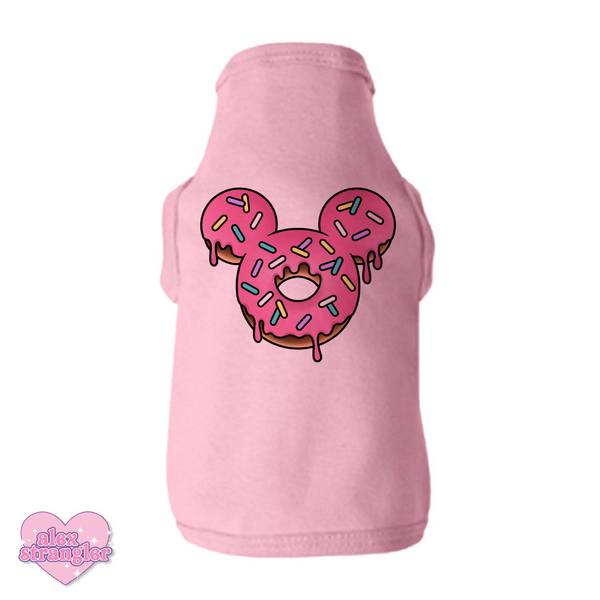 Mr. Donut Mouse - Pet Clothing