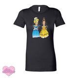 Princess Dudes - Women's Tee