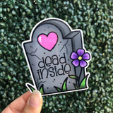 Dead Inside - Sticker