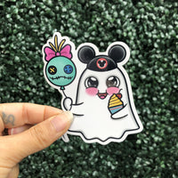 Park Boo - Sticker