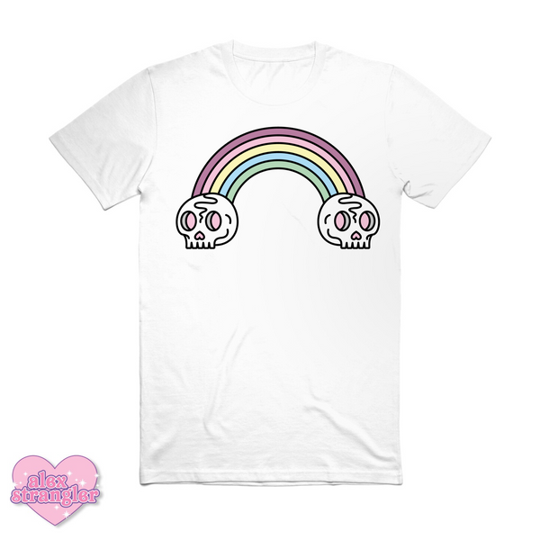 Death Rainbow - Men's/Unisex Tee
