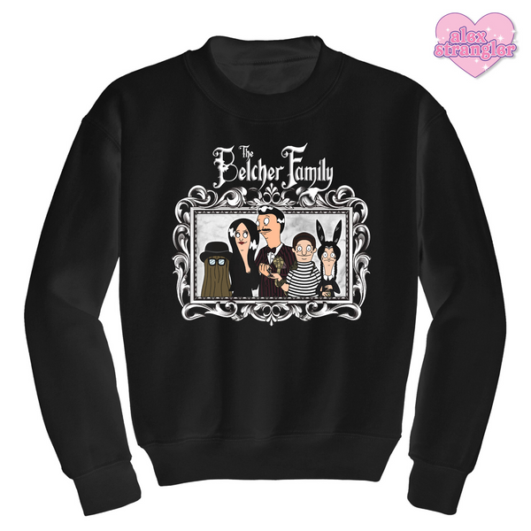 The Belcher Family - Unisex Crewneck Sweatshirt