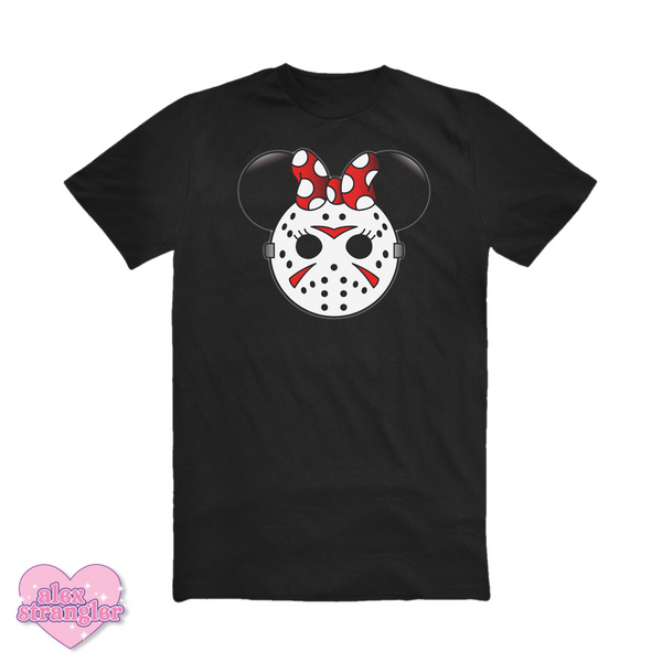 Mrs. Murder Mouse- Men's/Unisex Tee