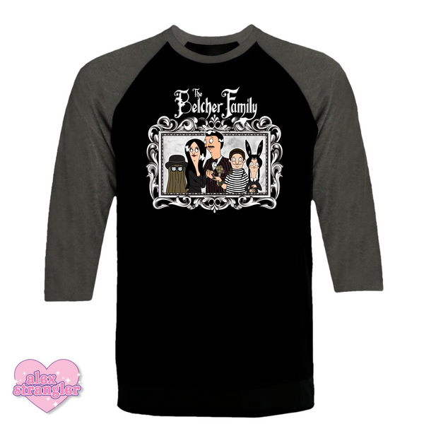 The Belcher Family - Men's/Unisex Baseball Tee