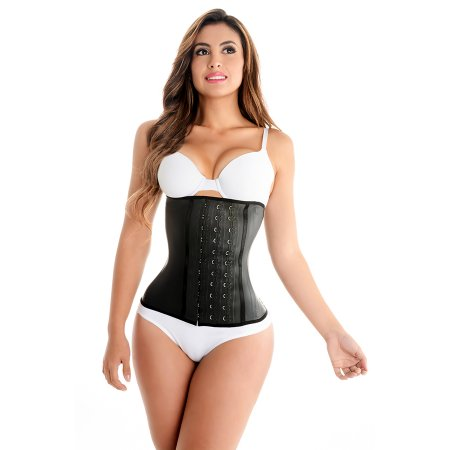 Triple Hook Steel Boned Underbust Waist Trainer | Electric Curves