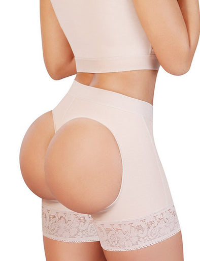 c971aef3612 High Waist Booty Booster Butt Lifter Panty S-2XL