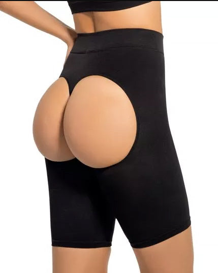 a471cf7ef97 High Waist Butt Lifter With Stomach and Back Control – Electric Curves