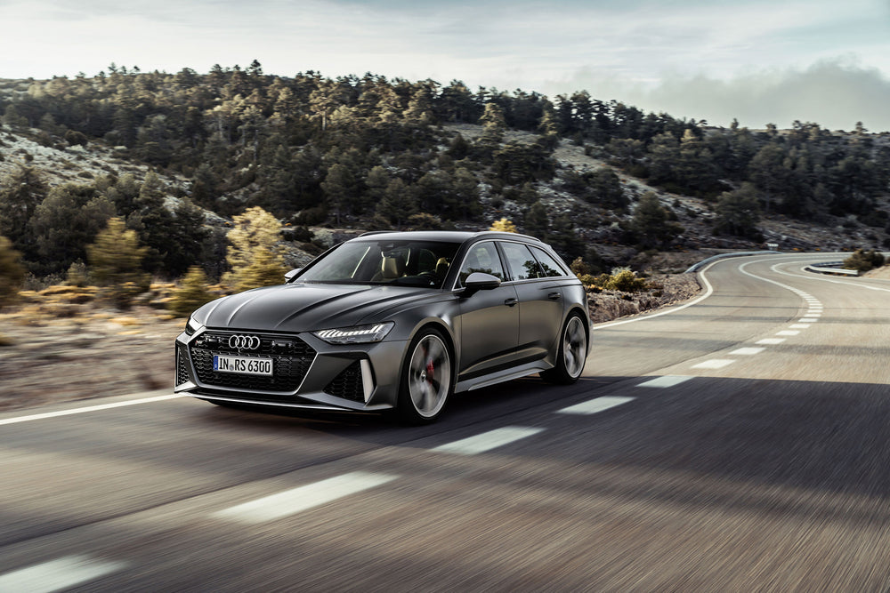 Audi RS 6 Avant to make US debut at Malibu Cars & Coffee